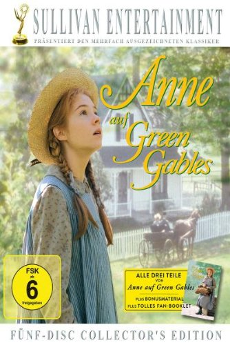 Anne auf Green Gables (Collector's Edition) (5 DVDs)