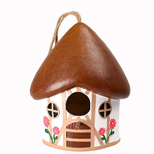 wildbird-care-pet-supplies-resin-bird-house-with-house-style-white-brown