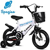 """Best 3 Year Old Boy - SPAZIES, 12"""" Inch kids Bi-cycle, Freestyle Kids Sports Review"""