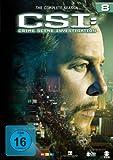 CSI: Crime Scene Investigation - Season 8 [6 DVDs] -