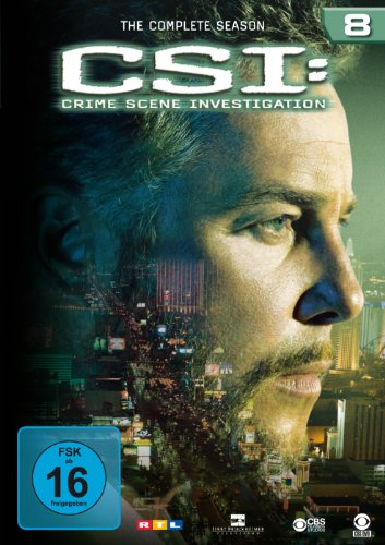 Bild von CSI: Crime Scene Investigation - Season 8 [6 DVDs]