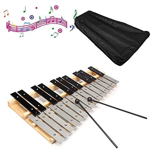 ChaRLes 25 Hinweis Glockenspiel Xylophon Pädagogische Musikinstrumente Mallet Percussion Orff