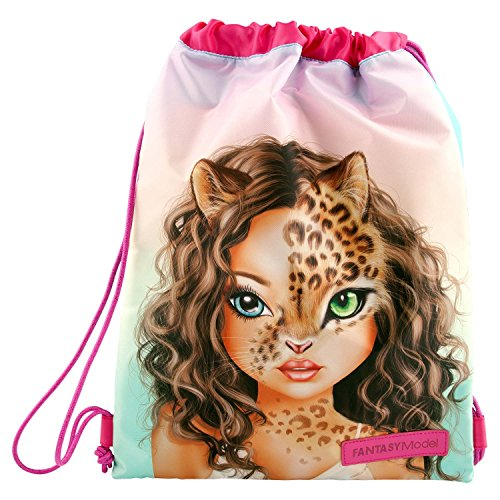 Depesche 6322 - Turnbeutel Fantasy Model, Face
