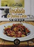 Menú Sanae Ensalada de Quinoa y Atún - 4 Paquetes de 320 gr - Total: 1280 gr