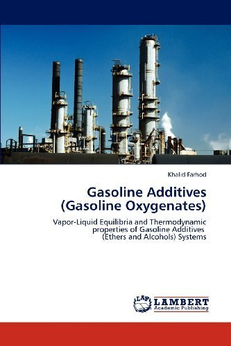 gasoline-additives-gasoline-oxygenates-vapor-liquid-equilibria-and-thermodynamic-properties-of-gasol