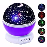 Best Cosmos Changing Tables - Stars Starry Sky LED Night Light Projector Luminaria Review