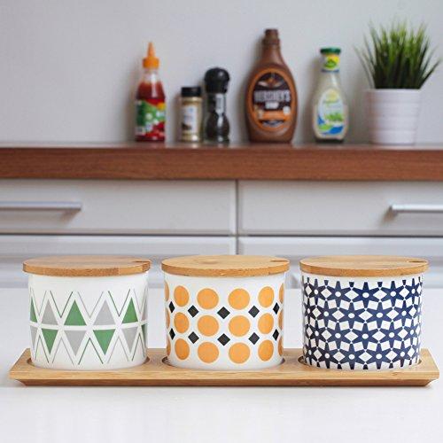 cocina-fuentes-ceramica-tarro-de-la-especia-especias-tarros-de-la-especia-botella-de-la-salsa-salero