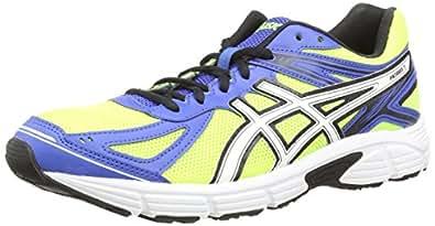 ASICS Patriot 7, Men's Training Running Shoes, Yellow (Flash Yellow/White/Blue 701), 6 UK, 40 EU