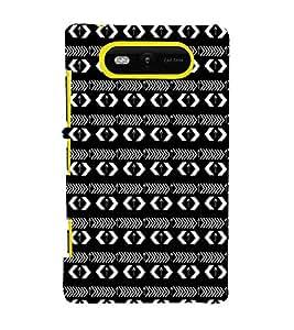 EPICCASE system keys Mobile Back Case Cover For Nokia Lumia 820 (Designer Case)