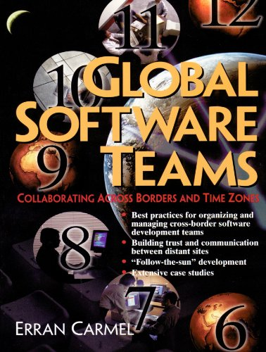 Global Software Teams: Colloborating Across Borders and Time Zones (High Performance Cluster Computing) por Erran Carmel