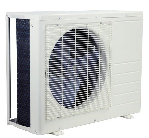 51Aqz GKEbL - MP Essentials 9000 BTU Wall Mounted Air Conditioning Interior & Exterior Units