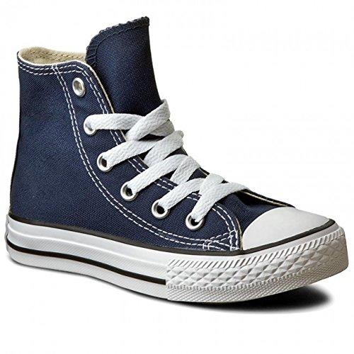 Converse Ctas Core Hi 015860 Unisex - Kinder Sneaker Blau (Marine)