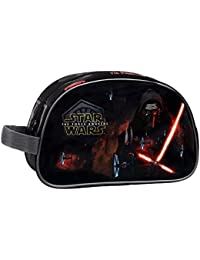 Star Wars The Force Neceser Adaptable, Color Negro