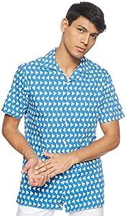 Tommy Hilfiger Men's Bold Geo Print Short Sleeve S