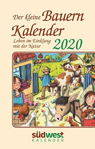 Der kleine Bauernkalender 2020 Taschenkalender: Leben im Einklang mit der Natur