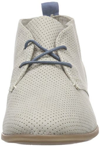 Jana Damen 25203 Desert Boots Grau (LT. GREY 204)