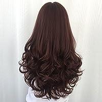 ragazza parrucca/Capelli lunghi/Parrucca bangs pera/Simulazione d'aria naturale bangs parrucca/ grande