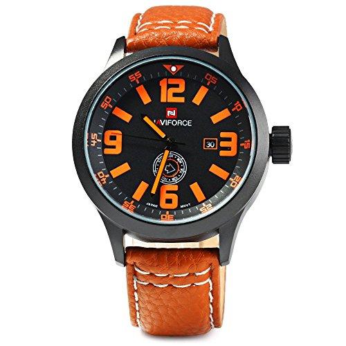 leopard-shop-naviforce-hombres-reloj-de-cuarzo-analogico-reloj-de-pulsera-correa-de-pu-naranja
