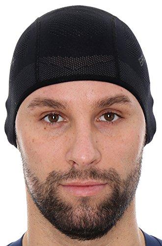 Brubeck® HM10020A Cappello Funzionale Termoattivo Mezzo Sottocasco ... 77fa2e707127