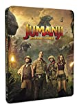 Jumanji: Welcome To The Jungle 4K Ultra HD Limited Edition Steelbook/Import/Includes Region Free Blu Ray.