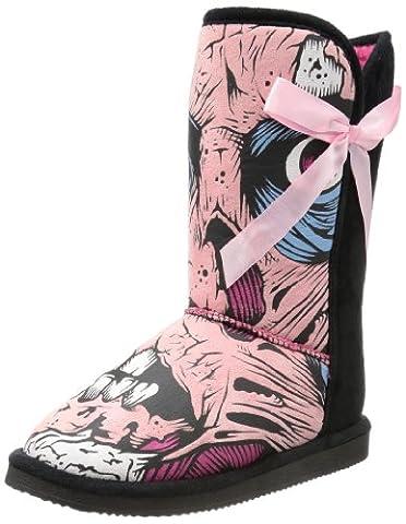 Iron Fist Grave Dancer Fugly Boot IFLFUG12077F13, Damen Schneestiefel, Pink (pink), EU 36 (UK 3) (US 5)