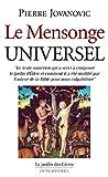 Le Mensonge Universel - Format Kindle - 9782369990918 - 9,99 €