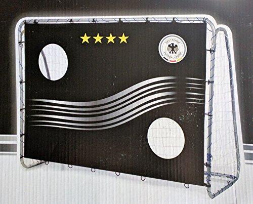 Fußballtor mit Torwand und Netz Fußball 240 x 170 x 85 cm