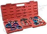 Instalador y extractor de retenes del cigüeñal Cojinetes de 21,5 a 64 mm de diámetro