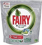 Fairy Platinum Original Dishwasher Tablets - 70 Tablets