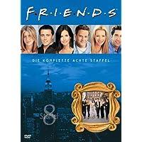 Friends - Die komplette achte Staffel (4 DVDs)