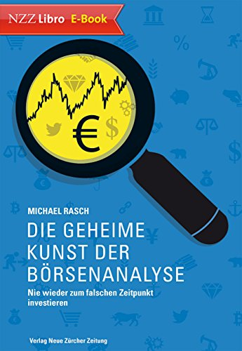 Die geheime Kunst der Börsenanalyse: Nie wieder zum falschen Zeitpunkt investieren