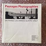 Paysages Photographies