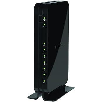 Netgear DGN1000-100PES 606449066142 N150 Wireless Moderm Router,(Black)