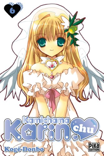 Kamichama Karin Chu Vol.6