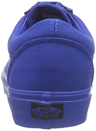 Vans Classic Slip-On - Scarpe da Ginnastica Basse, Unisex – Adulto Blu (nautical Blue)