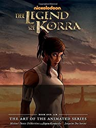 The Legend of Korra: Air (The Art of the Animated) by Michael Dante DiMartino (2013-07-16)