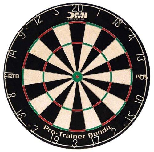 dmi-protrainer-staple-free-bristle-dartboard-by-escalade-sports