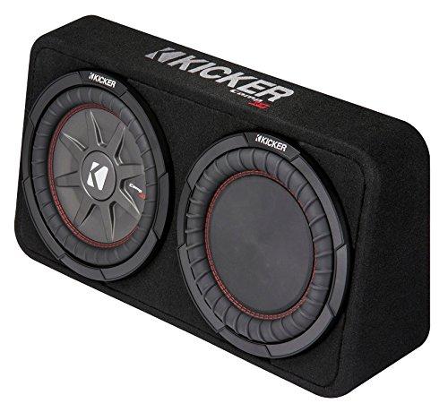 KICKER TCompRT124 Subwoofer Car-audio-kicker