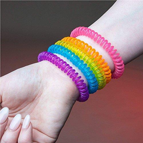 Imagen de ya uzeun  pulseras repelentes de mosquitos 5 unidades  alternativa