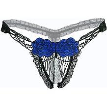 62dc11f349 Amazon.es  tangas de mujer baratos - Azul