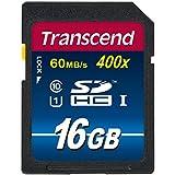 Transcend TS16GSDU1PE Carte SD 16 Go