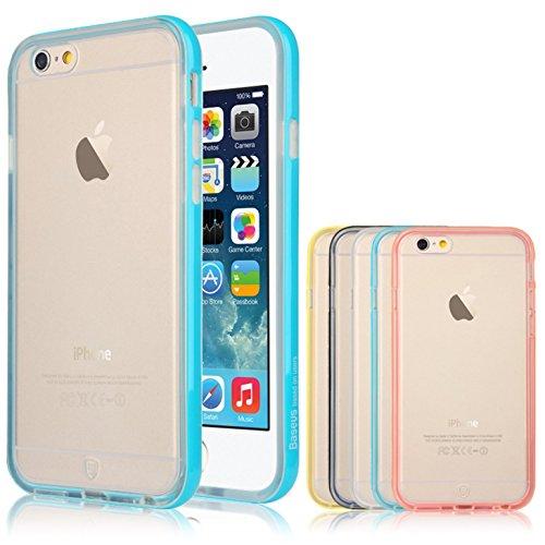 iPhone 6 Coque, Aerb Xian Série Coque de Protection Léger Snap-on pour iPhone 6 4.7 i6 J-Blue Case