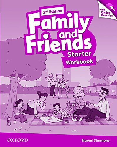 Family and friends. Startet. Workbook-Online practice. Per la Scuola elementare. Con espansione online
