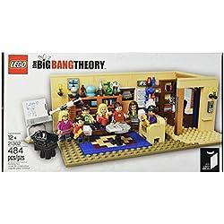 nextradeitalia Building Kit LEGO IDEAS 21302 THE BIG BANG THEORY