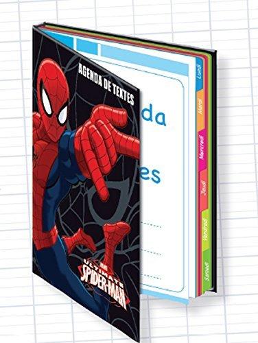 1Agenda Diary Spiderman–16x22cm by Alpa