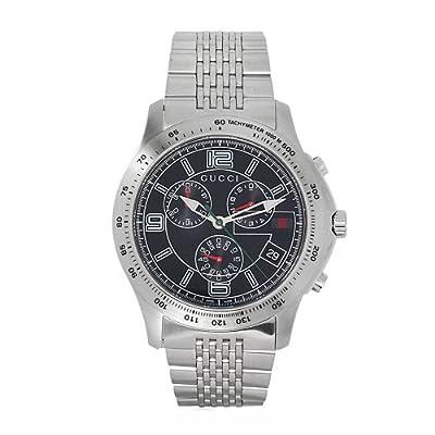 Gucci Watches YA126205 SILVER G-TIMELESS