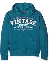 Blue Seven Kn Sweatshirt, Kapuze, Sweat-Shirt à Capuche Garçon