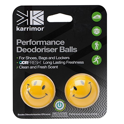 karrimor-deodoriser-balls-for-shoes-bags-and-lockers-fresh-scent-smiley-one-size