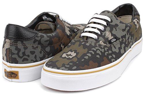 Vans ERA 59 Unisex-Erwachsene Sneakers (floral camo) army