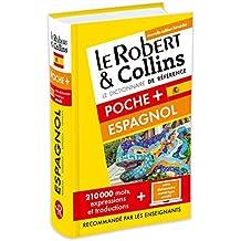 Dictionnaire Le Robert & Collins Poche Plus espagnol et son dictionnaire à télécharger PC